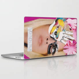 "Skin PC Portable - ""Le Saint-Tropez"""