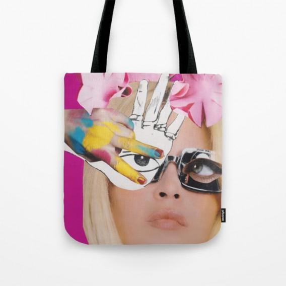 """Tote Bag - """"Le Saint-Tropez"""""""