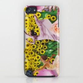 "Coque iPad / iPod - ""Sunflower"""