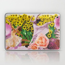 "Skin iPhone / iPad - ""Sunflower"""