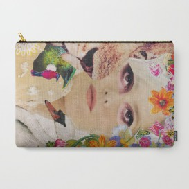 "Pochette Carry-All - ""Vanessa"""