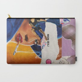 "Pochette Carry-All - ""Mon Oeil"""