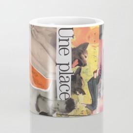 """Mug - """"Une Place au Soleil"""""""