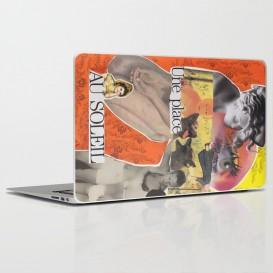 """Skin PC Portable - """"Une Place au Soleil"""""""