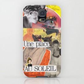 """Coque Galaxy S - """"Une Place au Soleil"""""""