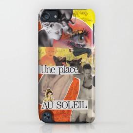 """Coque iPad / iPod - """"Une Place au Soleil"""""""