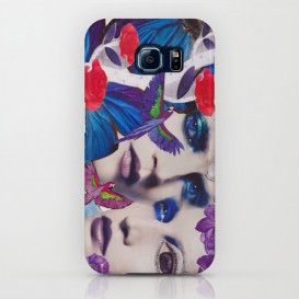 "Coque Galaxy S - ""The Bluemood"""