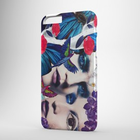 "Coque iPhone - ""The Bluemood"""