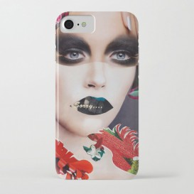 "Coque iPhone - ""Sorry"""