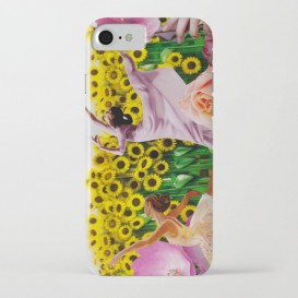 "Coque iPhone - ""Sunflower"""