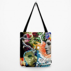 "Tote Bag - ""Feel Beautiful"""