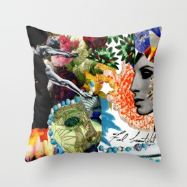 "Coussin Décoratif - ""Feel Beautiful"""