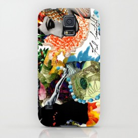 "Coque Galaxy S - ""Feel Beautiful"""