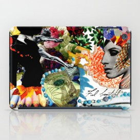 "Coque iPad / iPod - ""Feel Beautiful"""
