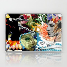 "Skin iPhone / iPad - ""Feel Beautiful"""