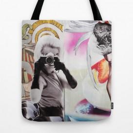 """Tote Bag - """"Monroe and Me"""""""