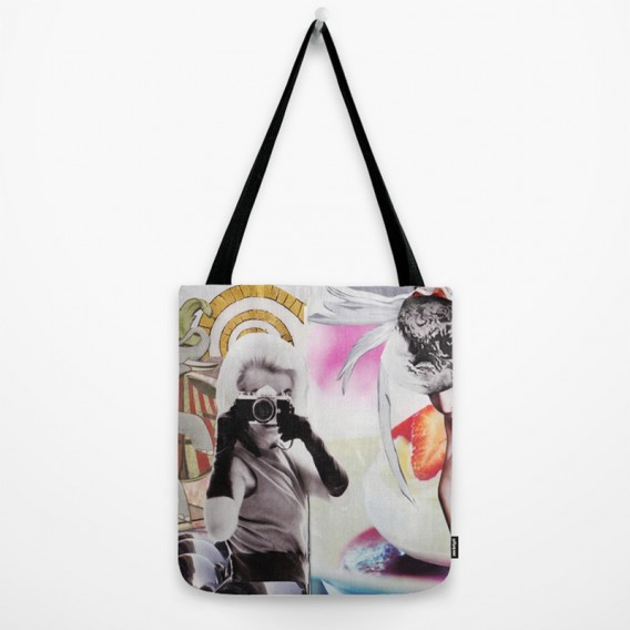 "Tote Bag - ""Monroe and Me"""