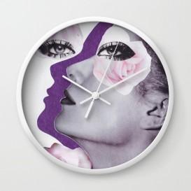 """Horloge murale - """"The Grace K."""""""