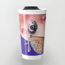 "Mug de voyage - ""The Butterfly"""
