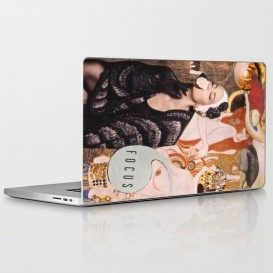 "Skin PC Portable - ""Focus"""