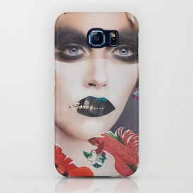 "Coque Galaxy S - ""Sorry"""