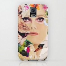 "Coque Galaxy S - ""Vanessa"""