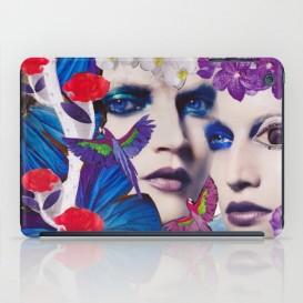 """Coque iPad / iPod - """"The Bluemood"""""""