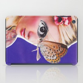 "Coque iPad / iPod - ""The Butterfly"""