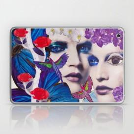 "Skin iPhone / iPad - ""The Bluemood"""