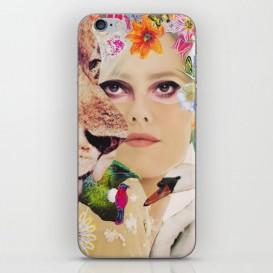 "Skin iPhone / iPad - ""Vanessa"""