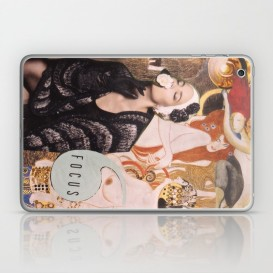 "Skin iPhone / iPad - ""Focus"""