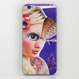 "Skin iPhone / iPad - ""The Butterfly"""