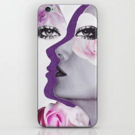 "Skin iPhone / iPad - ""The Grace K."""
