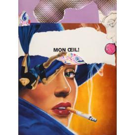 """Impression d'Art - """"Mon Oeil"""""""