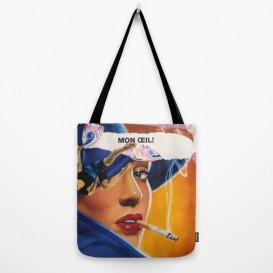 """Tote Bag - """"Mon Oeil"""""""