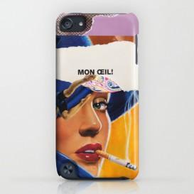 "Coque iPad / iPod - ""Mon Oeil"""