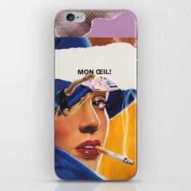 """Skin iPhone / iPad - """"Mon Oeil"""""""