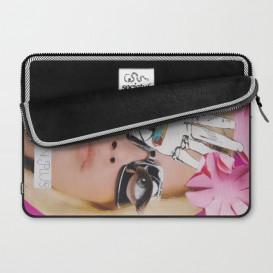"""Housse PC Portable - """"Le Saint-Tropez"""""""