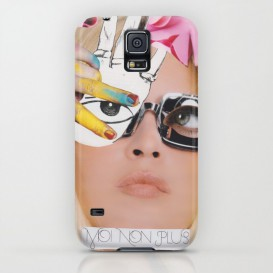 "Coque Galaxy S - ""Le Saint-Tropez"""