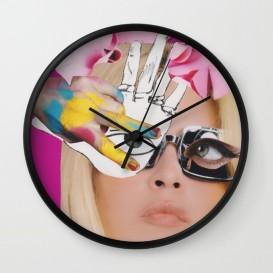 """Horloge murale - """"Le Saint-Tropez"""""""