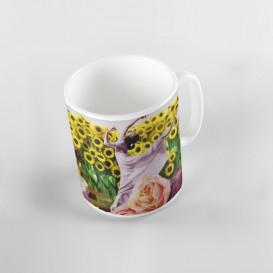 "Mug - ""Sunflower"""