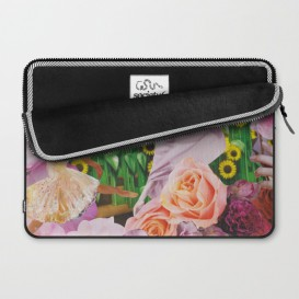 "Housse PC Portable - ""Sunflower"""