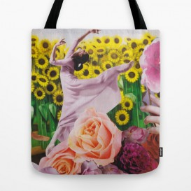 "Tote Bag - ""Sunflower"""