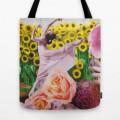 "Tote Bag - ""Sunflower"""