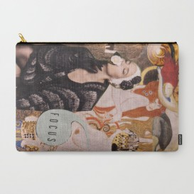 """Pochette Carry-All - """"The Bluemood"""""""
