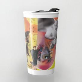 """Mug de voyage - """"Une Place au Soleil"""""""
