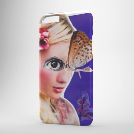 "Coque iPhone - ""The Butterfly"""