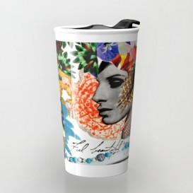 "Mug de voyage - ""Feel Beautiful"""
