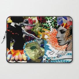 "Housse PC Portable - ""Feel Beautiful"""