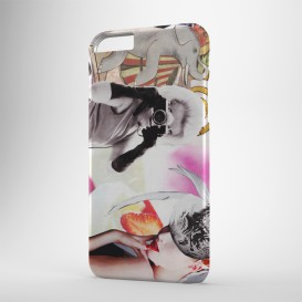 "Coque iPhone - ""Monroe and Me"""